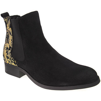 Sapatos Mulher Botins Walkwell L Ankle boots CASUAL Dourado