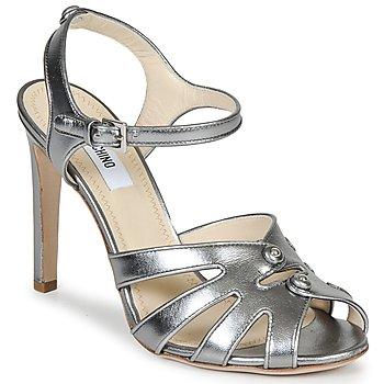 Sapatos Mulher Sandálias Moschino MA1604 Açai