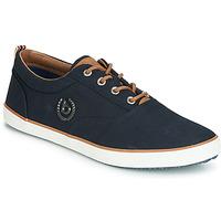 Sapatos Homem Sapatilhas Bugatti TUPANI Azul