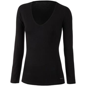 Textil Mulher T-shirt mangas compridas Impetus Innovation Woman 8361898 020 Preto