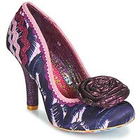 Sapatos Mulher Escarpim Irregular Choice PRIZE WINNER Violeta