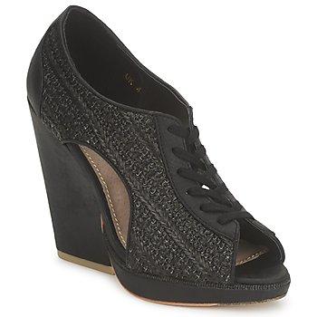 Sapatos Mulher Botas baixas Feud WHIP Preto