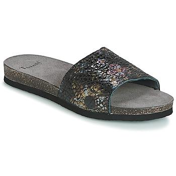 Sapatos Mulher Chinelos Think TANA Preto