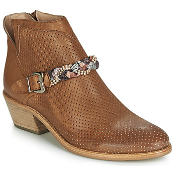 Sapatos Mulher Botas baixas Muratti DENISETTE Conhaque