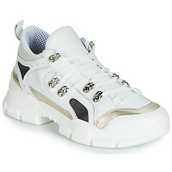 Sapatos Mulher Sapatilhas Sweet Lemon ELISA Branco