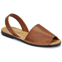 Sapatos Mulher Sandálias So Size LOJA Castanho