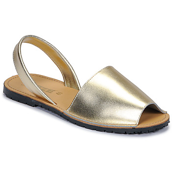 Sapatos Mulher Sandálias So Size LOJA Ouro