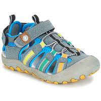 Sapatos Rapaz Sandálias desportivas Gioseppo 43008 Cinza / Multicolor