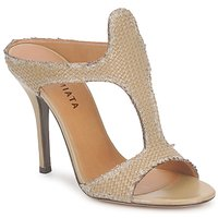Sapatos Mulher Chinelos Premiata 2821 LUCE Bege