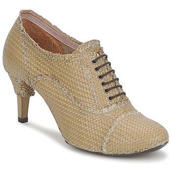 Sapatos Mulher Botas baixas Premiata 2851 LUCE Bege