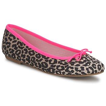 Sapatos Mulher Sabrinas Cara NEONLEOPARD Leopardo
