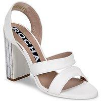 Sapatos Mulher Sandálias Rochas RO18244 Branco