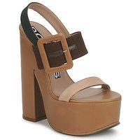 Sapatos Mulher Sandálias Rochas RO18231 Castanho / Bege