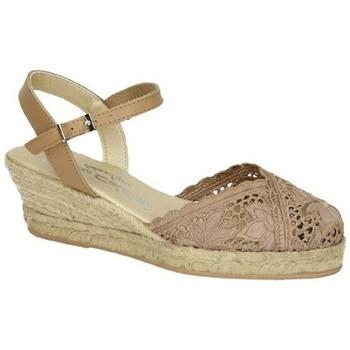 Sapatos Mulher Alpargatas Torres  Castanho