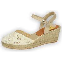 Sapatos Mulher Sandálias Torres  Bege