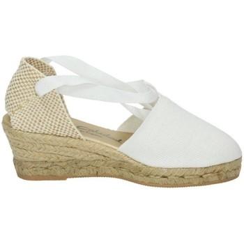 Sapatos Mulher Alpargatas Torres  Branco