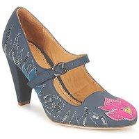 Sapatos Mulher Escarpim Maloles CLOTHILDE Cinza / Rosa