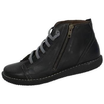 Sapatos Mulher Botas baixas Boleta  Preto