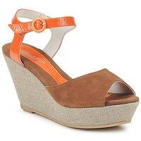 Sapatos Mulher Sandálias Regard RAFATI Camel