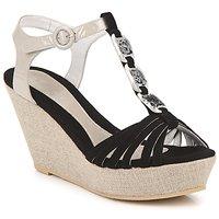 Sapatos Mulher Sandálias Regard RAFAZA Preto