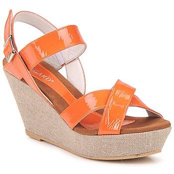 Sapatos Mulher Sandálias Regard RAGA Laranja