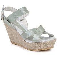 Sapatos Mulher Sandálias Regard RAGA Verde
