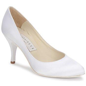 Sapatos Mulher Escarpim Vouelle LEA Branco