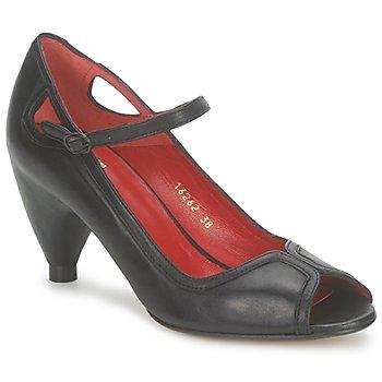 Sapatos Mulher Escarpim Vialis POUPE Preto