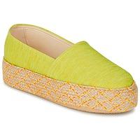 Sapatos Mulher Alpargatas Betty London TROOPIKA Amarelo