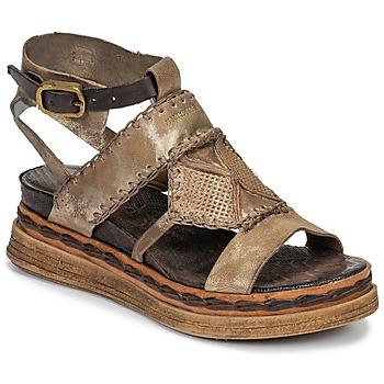 Sapatos Mulher Sandálias Airstep / A.S.98 LAGOS Ouro