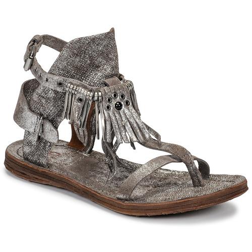 Sapatos Mulher Sandálias Airstep / A.S.98 RAMOS Prata