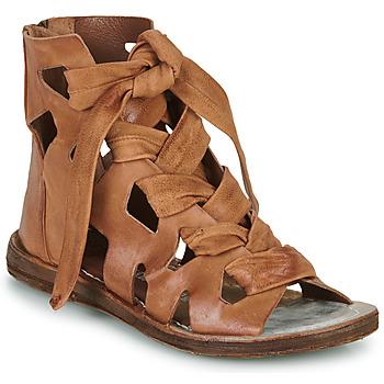 Sapatos Mulher Sandálias Airstep / A.S.98 RAMOS LACES Camel
