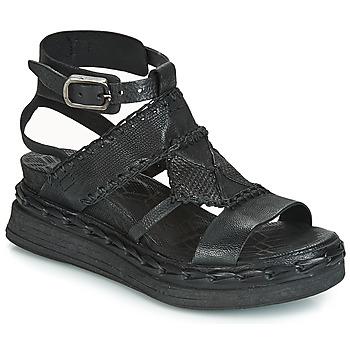 Sapatos Mulher Sandálias Airstep / A.S.98 LAGOS Preto