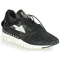 Sapatos Mulher Sapatilhas Airstep / A.S.98 DENALUX Preto
