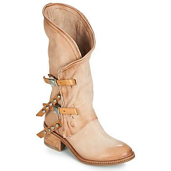 Sapatos Mulher Botas Airstep / A.S.98 WINNIE Bege