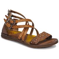 Sapatos Mulher Sandálias Airstep / A.S.98 RAMOS CLOU Camel