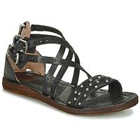 Sapatos Mulher Sandálias Airstep / A.S.98 RAMOS CLOU Preto