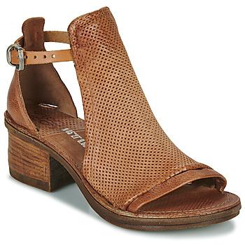 Sapatos Mulher Sandálias Airstep / A.S.98 KENYA Camel