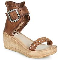 Sapatos Mulher Sandálias Airstep / A.S.98 NOA CLOU Camel