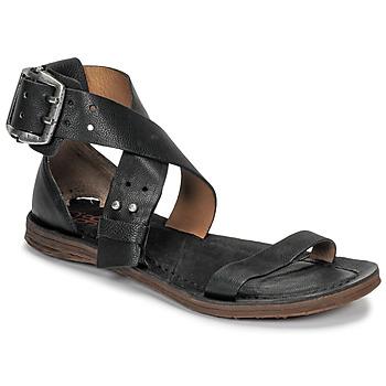 Sapatos Mulher Sandálias Airstep / A.S.98 RAMOS CROISE Preto