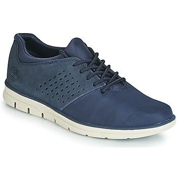 Sapatos Homem Sapatilhas Timberland BRADSTREET F/L OXFORD Azul