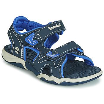 Sapatos Criança Sandálias Timberland ADVENTURE SEEKER 2 STRAP Azul