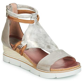 Sapatos Mulher Sandálias Mjus TAPASITA Prata