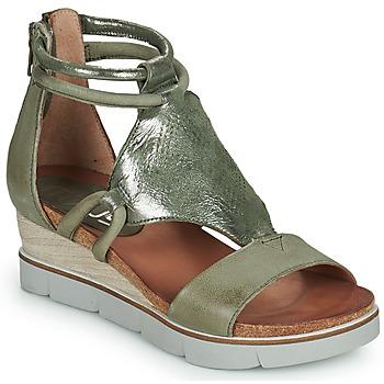 Sapatos Mulher Sandálias Mjus TAPASITA Cáqui
