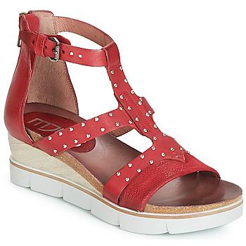 Sapatos Mulher Sandálias Mjus TAPASITA CLOU Vermelho