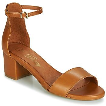 Sapatos Mulher Sandálias Betty London INNAMATA Camel