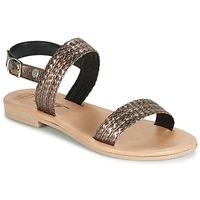 Sapatos Mulher Sandálias Betty London JADALETTE Bronze