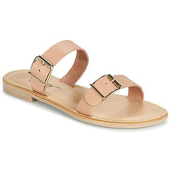 Sapatos Mulher Chinelos Betty London JADALEBE Rosa
