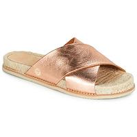 Sapatos Mulher Chinelos Betty London JIKOTI Ouro