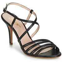 Sapatos Mulher Sandálias Betty London JIKOTIPE Preto